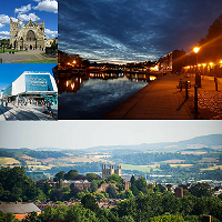 Exeter is forecast to be one of the UK's Fastest Growing Cities